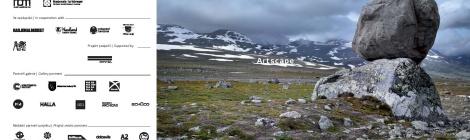 Leták Artscape Norway