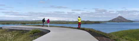 ISLAND, ARCHITEKTURA LÁVY A GEJZÍRŮ & GRÓNSKO
